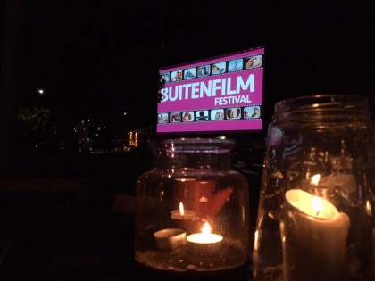 Buitenfilm festival IJsselkade Doetinchem