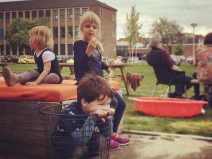 Kids @ IJsselkade
